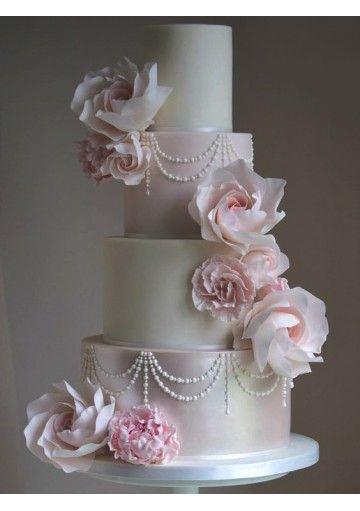 Silikonform / Vintage Borten FORM 546686   – Hochzeitstorten