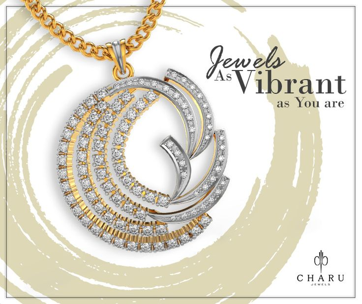 #jewelry #that Suits your personality #fusion #Fusion #real #diamond #jewelry. #Real #Diamond #jewelry by #charu #jewels