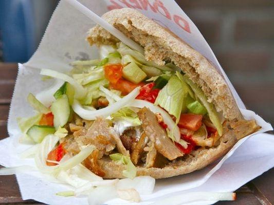 Doner kebab <3 yuuuummmmmm
