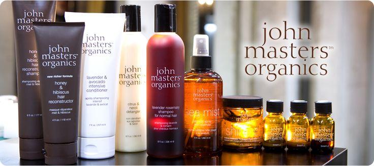 La linea John Master nasce dal desiderio di creare dei prodotti di bellezza completi, per i capelli, per il viso, per il corpo, che non siano invasivi per l'ambiente, ma al contrario che rispettino la Terra e la Natura in tutto e per tutto. TUTTI I PRODOTTI JOHN MASTERS ORGANICS SONO CERTIFICATI COME ORGANICI E NATURALI ! Diteci la vostra riguardo al brand!