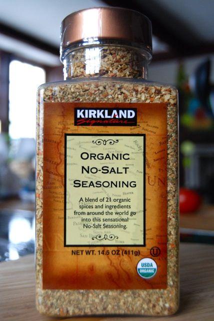 Olde Thompson Organic No Salt Seasoning