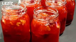 Düdüklüde Kırmızı Pancarlı Ayva Reçeli (Püf Noktaları)