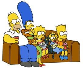 Love the Simpsons