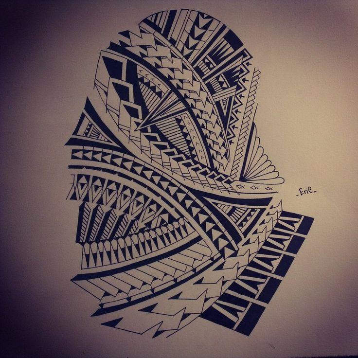 maori tattoo by dirtfinger.deviantart.com