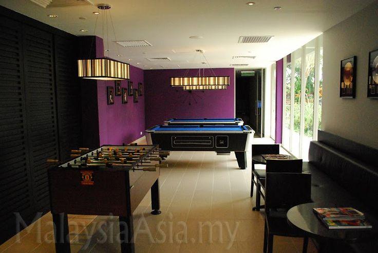 my game room | Hard Rock Hotel Penang ~ Malaysia Asia