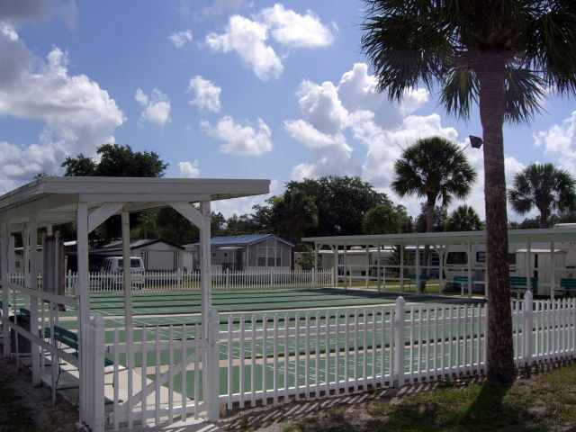 Shell Creek Carefree RV Resort Punta Gorda FL Passport America Campgrounds