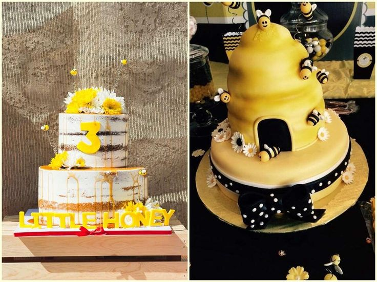 Bumble Bee Party Cakes Ideas Headband City Diy Favors