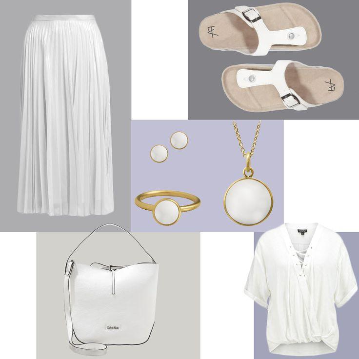 #hvisksummerstyle #white #hvisk #hviskstylist #hviskblogger