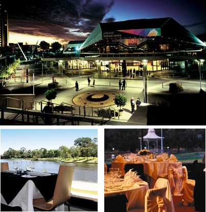 The Adelaide Festival Center - where I'll have my graduation in August