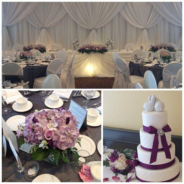 Annalisa & Brent's beautiful wedding! #weddings #wedding #groom #bride #married #marriage #barriecountryclub #barrie