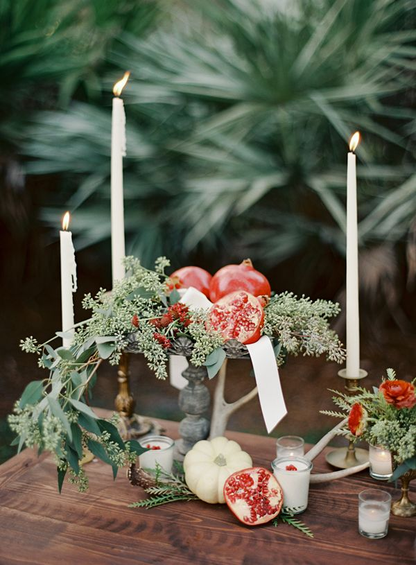 woodsy winter, kinfolk-inspired dinner party. featured on ruffled blog. » melanie gabrielle photography