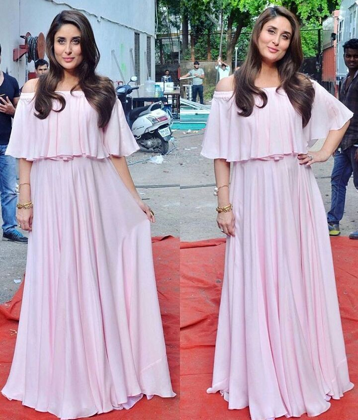 Rate The look  110 Pregnancy Glow!! Kareena Kapoor Khan in a pink Maxi dress by Swapnil Shinde for Vogue Shoot #bollywoodactress #bollywoodlover #bollywoodstyle #bollywoodfashion #fashion #stylefashion #style #stylefile #glowingmommytobe #kareenakapoorkhan #kareenakapoor #vogueshoot #mehboobstudio #swapnilshinde #indianblogger #indianbeauty #instapic #instafashion #instafollow
