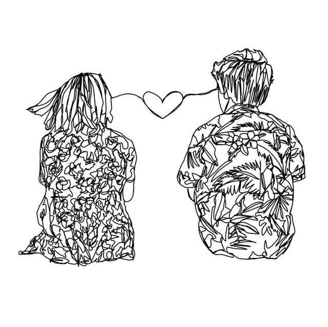 Pin De Maria Del Em Love Namorados Desenho Wallpapers Series