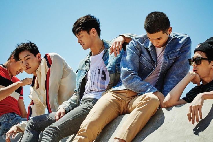 SUNNY SIDE   GQ KOREA (지큐 코리아) 남성 패션 잡지