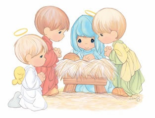 Precious Moments Nativity