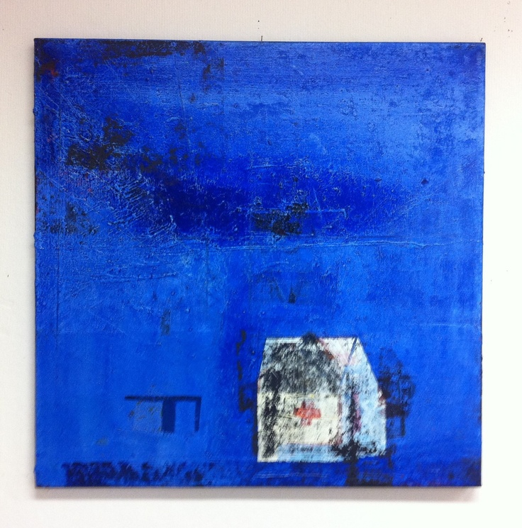 ©Yngve Henriksen 2012 Oil on canvas