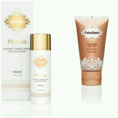 Bake Flawless Coconut Serum and get a tinted moisturiser for free