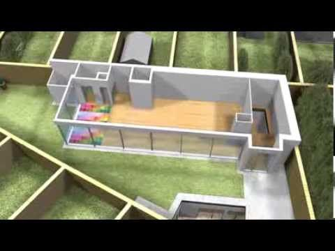 ▶ Grand Designs - North London - The miniature Hollywood mansion - YouTube