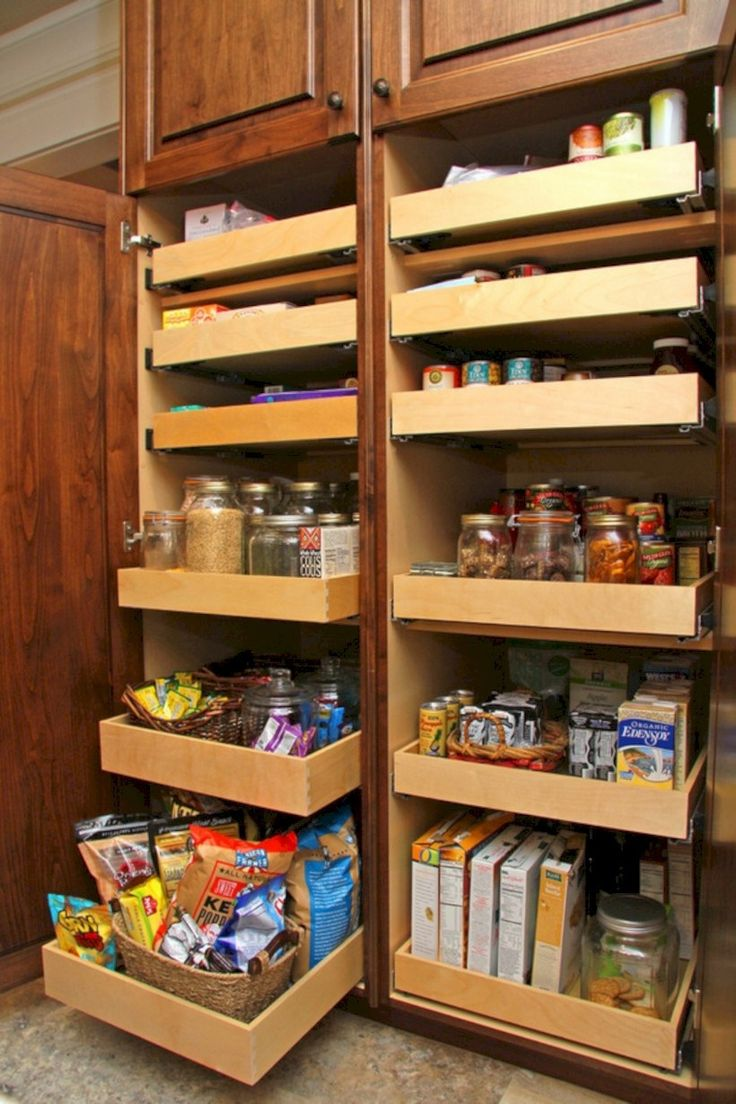 41 brilliant kitchen cabinet organization ideas in 2020 on brilliant kitchen cabinet organization id=36594