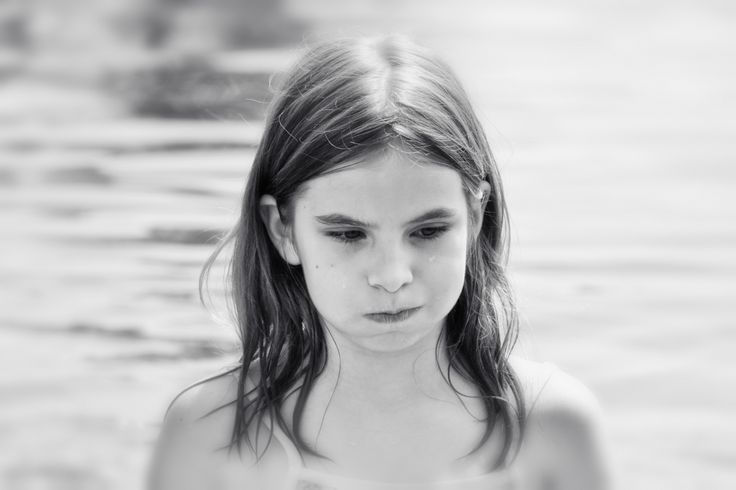 Aquarius - Little girl in the lake. Aquarius. By MES PHOTOGRAPHY