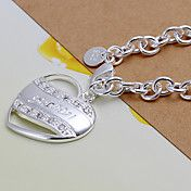 braccialetti di rame d'argento grande cordate... – EUR € 3.67