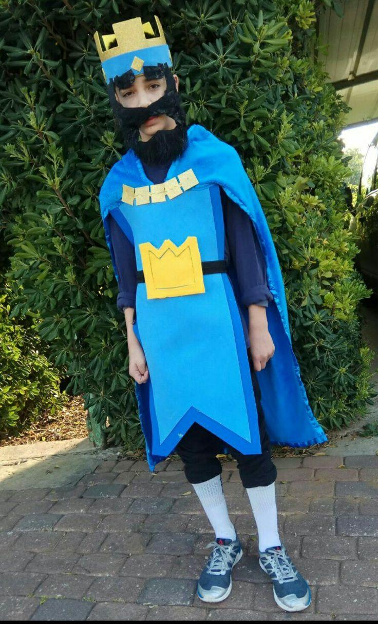 Pin de Doron Goldman em clash royale Tower King (blue ...