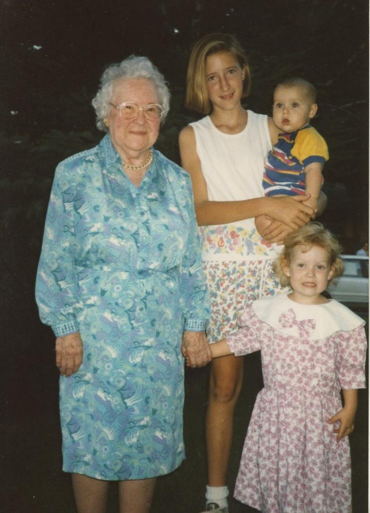 Cousins and Grammie :)