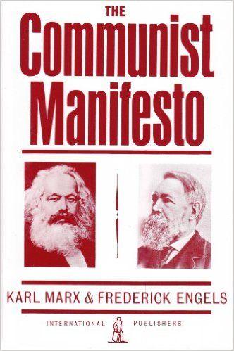 The Communist Manifesto: Karl Marx, Friedrich Engels: 9780717802418: Amazon.com: Books