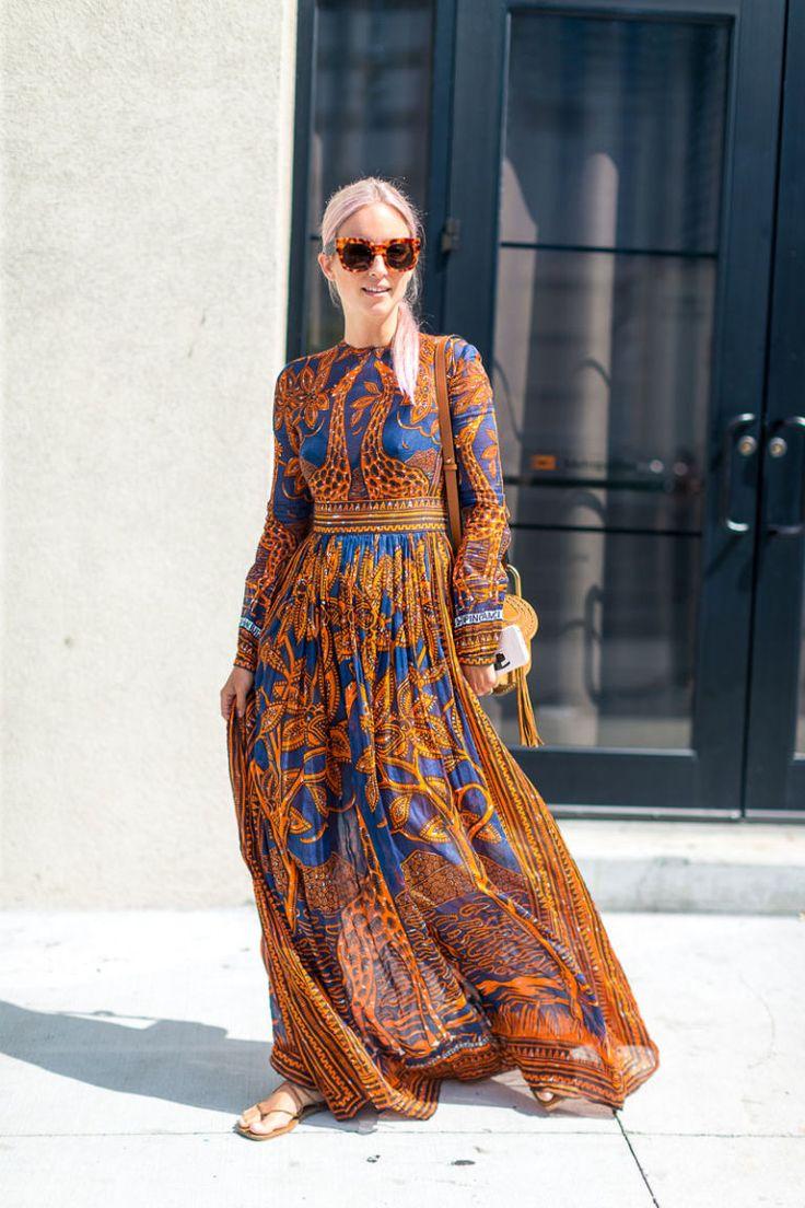 The Street Report: New York Fashion Week Spring 2017 - September 2016