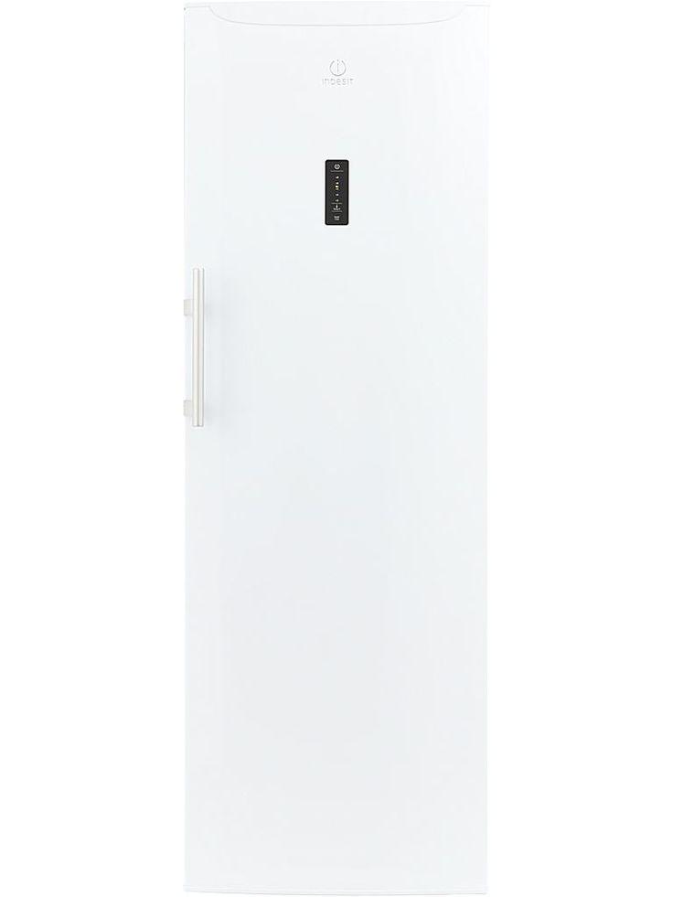 Indesit ISDSO 1721 V J är ett stilrent, vitt kylskåp med energisnåla karaktärer i energiklass A+. Kylskåp ISDO 1721 V J är rymligt med en nettovolym på hela 341 liter.