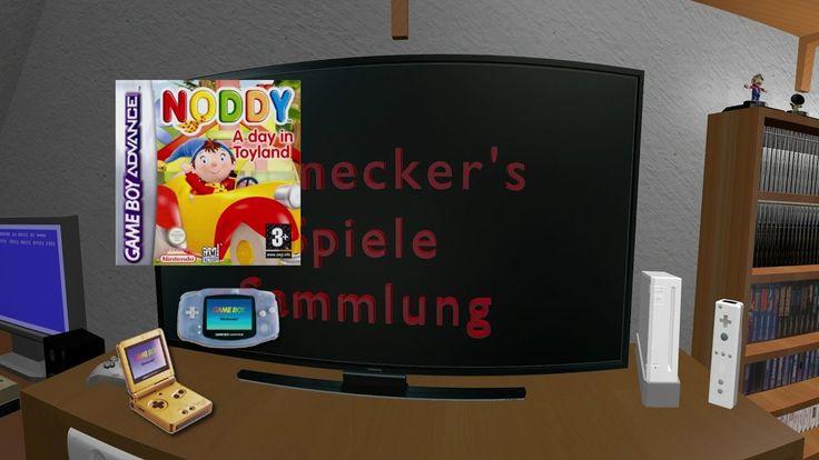 Gameplay : Noddy A Day in Toyland [GBA]