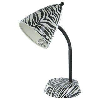 ♥UO♥ 18 ZEBRA DESK LAMP