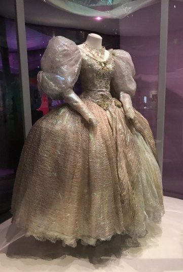 Sarah's Labyrinth Ball Gown: A Costume Study – Aria Couture