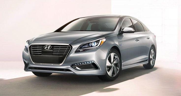 Canada: 2016 Hyundai Sonata Hybrid prices announced