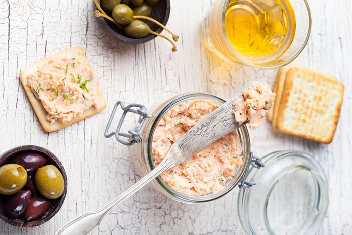 North Carolina-Style Smoked Trout Dip | Wine Enthusiast Magazine