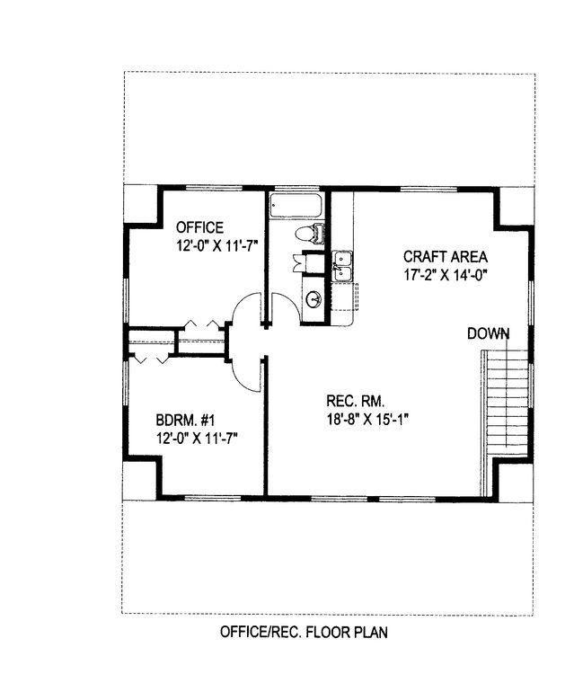 hpm home plans home plan 001 4015 house plans garage