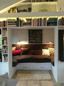 this, but a bed