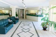 Broadwater Shores - Lobby - Gold Coast Broadwater Accommodation