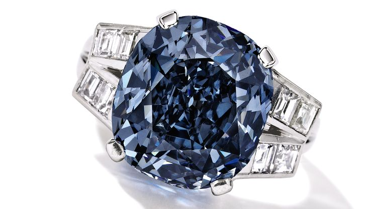 Record-breaking blue diamonds keep setting records at auction, and they aren't done yet…