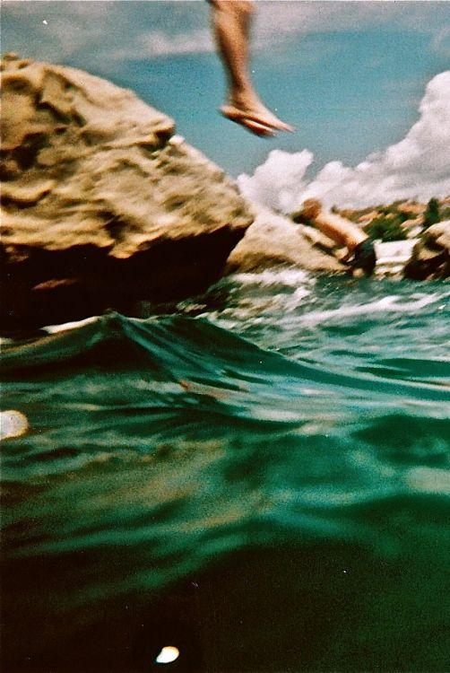plungeInspiration, Life, Jumping, Water Fun, The Ocean, Soul Surfers, Summer Vibes, Summer Fun, The Sea