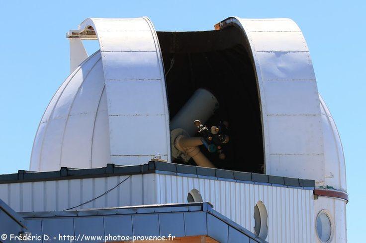 L'observatoire de Saint-Véran, observatoire astronomique à 3000 m d'altitude le…