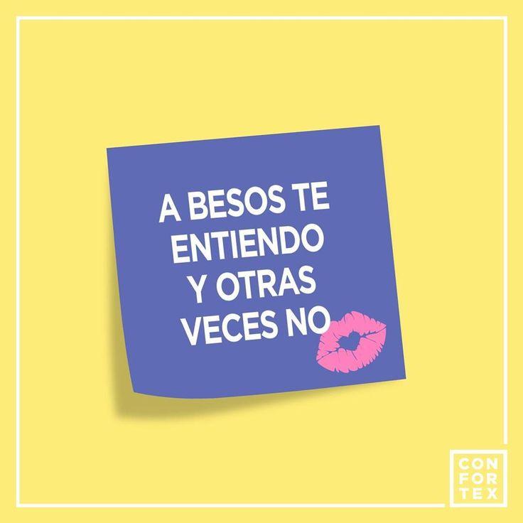 Tú decides, ¿Te beso, me besas o nos besamos?    #besos #beso #kisses #kiss #besito #muack #love #pareja #chico #chica #chicos #chicas #smile #happy #nice #day #fun #instalovers #amor #amantes #vida #alegría #feliz #besar #novios #novia #novio  #confortex #confortexcondom #condom #condones #preservativos #safesex #sexoseguro #poesia #versos #poeta #escritor #happy #feliz #love #lovers #instagood #instalove #hot #cold #cool #kiss #divertido #enjoy #art #intimacy #frases #color #funny