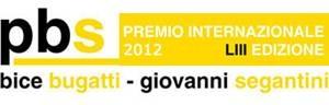 Domenica 17 giugno 2012 presso l'Auditorium Gio.I.A. di Nova Milanese ha avuto luogo la premiazione della 53° edizione del Premio Internazionale Bice Bugatti-Giovanni Segantini, alla presenza del Sindaco Laura Barzaghi, dell'Assessore alla Cultura Rosaria Longoni, dell'Assessore al Personale,