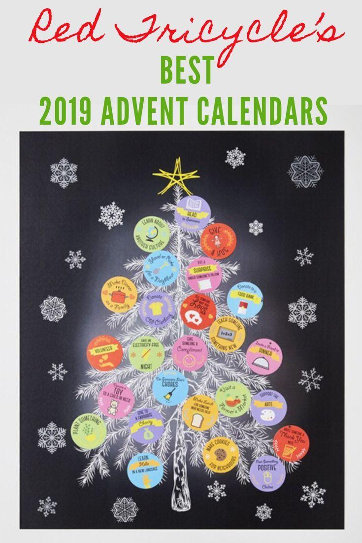 The Best Advent Calendars Of 2019 Advent Calendars For Kids Diy