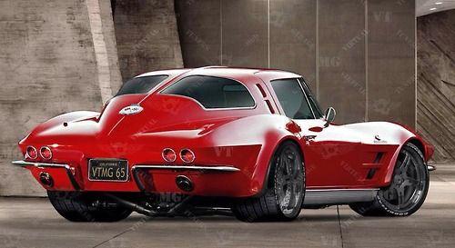'63 Corvette Stingray