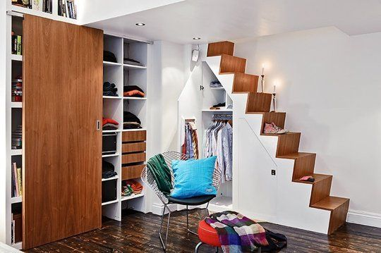 Tricks to Steal from a Tiny Swedish Apartment