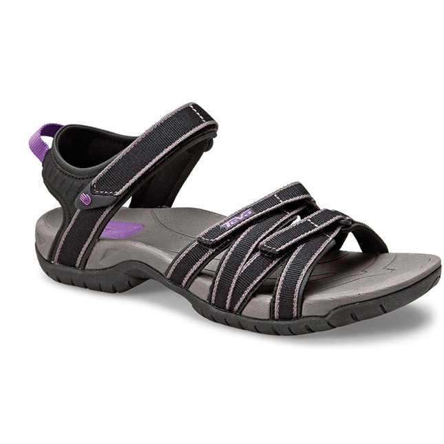 Teva Tirra in Black $79.95 at www.shoemill.com/teva #womens #