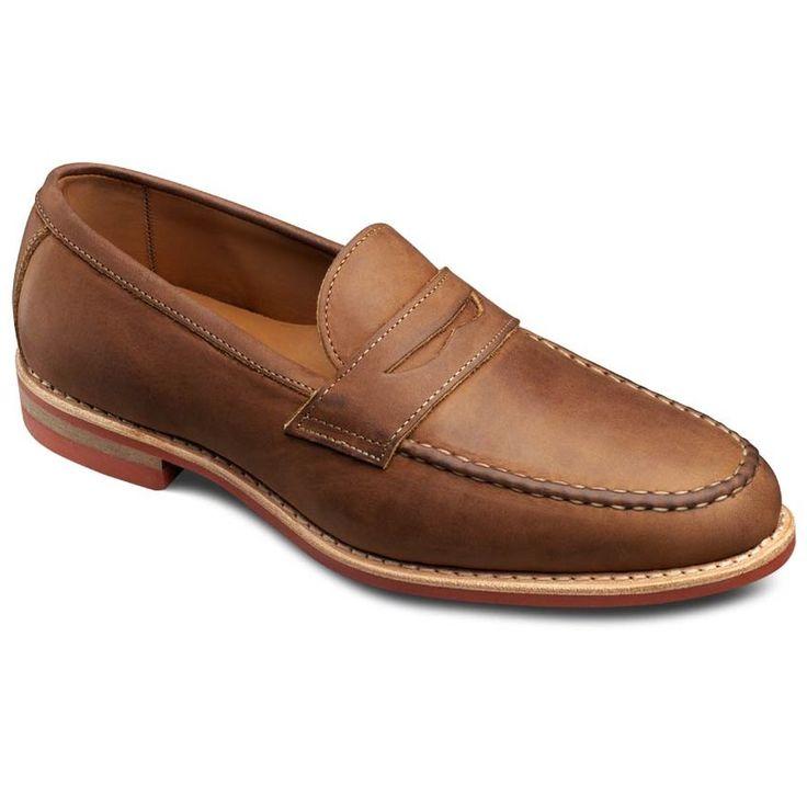 Addison - Moc-toe Slip-on Loafer Men's Casual Shoes by Allen Edmonds