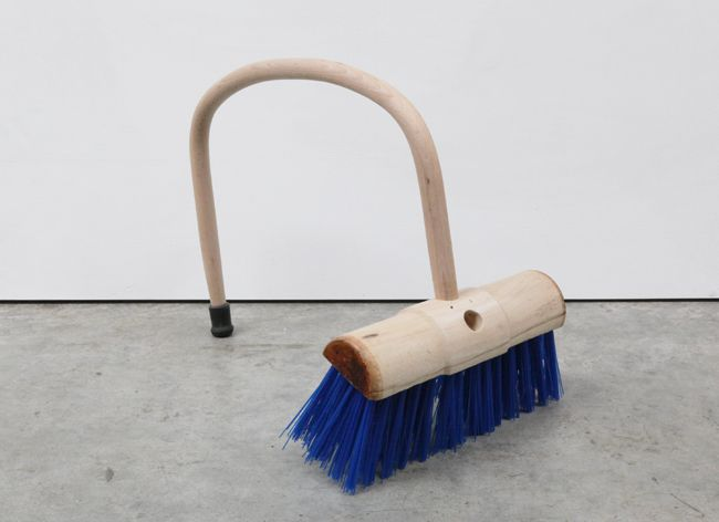 Carl Clerkin, Old Age Sweeper, 2013, Gallery S O London, London Design Festival