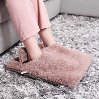 Foot hand Warmer heating pad Slippers Sofa Chair warm cushion electric heating pads warm shoes winter warm electric blanket (32696043670)  SEE MORE  #SuperDeals